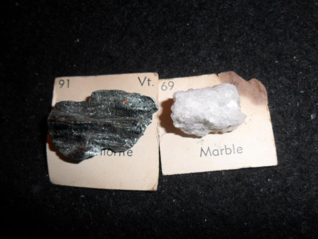Vermont Mineral Collection for Sale