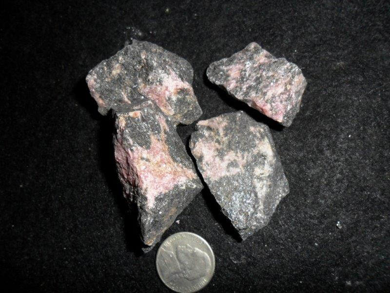 Rhondochrosite from Colorado for sale
